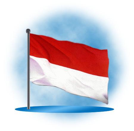 Bendera Harus Berkibar Satu Tiang Penuh